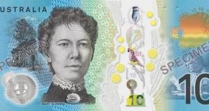 Australischer-10-Dollar-Schein-Rückseite