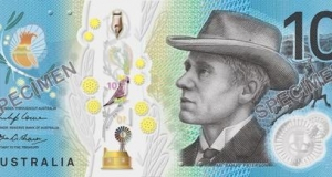 Australischer-10-Dollar-Schein