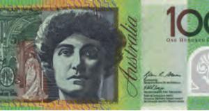 Australischer-100-Dollar-Schein