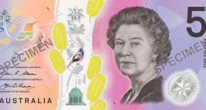 Australischer-5-Dollar-Schein