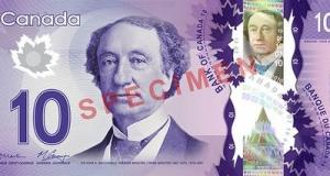 Frontier Series-10$-banknotte