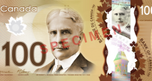 Frontier Series-100$-banknotte