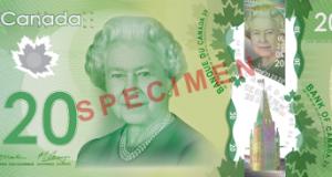 Frontier Series-20$-banknotte
