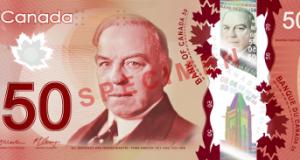 Frontier Series-50$-banknotte