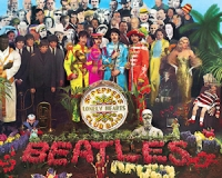 SGT. Pepper's Lonely Hearts Club Band""