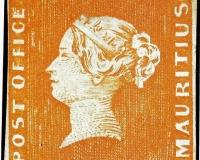 1 Penny orange