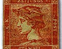 """6 Kreuzer """"Roter Merkur"""", Österreich"""