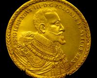 100 Gold-Dukaten %22Sigismund III.%22