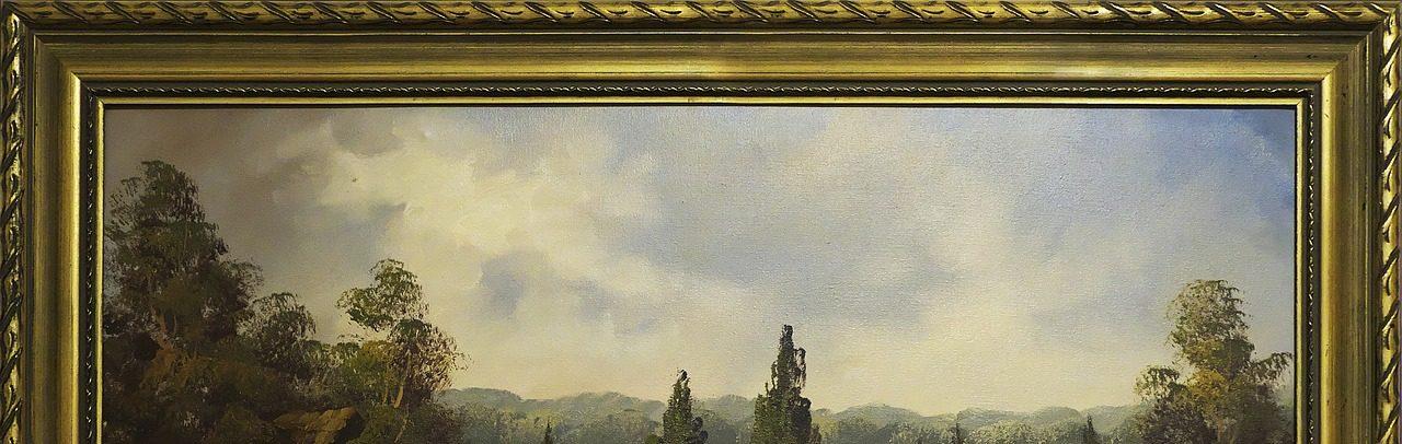 Gut bekannt ▷ Gemälde verkaufen – Wertermittlung für Kunst & Ölbilder CR73