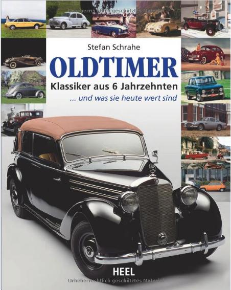 Oldtimer Klassiker aus 6 Jahrzehnten