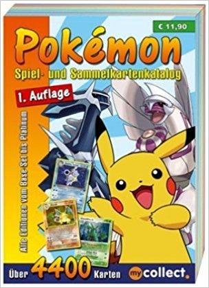 Pokémon Katalog