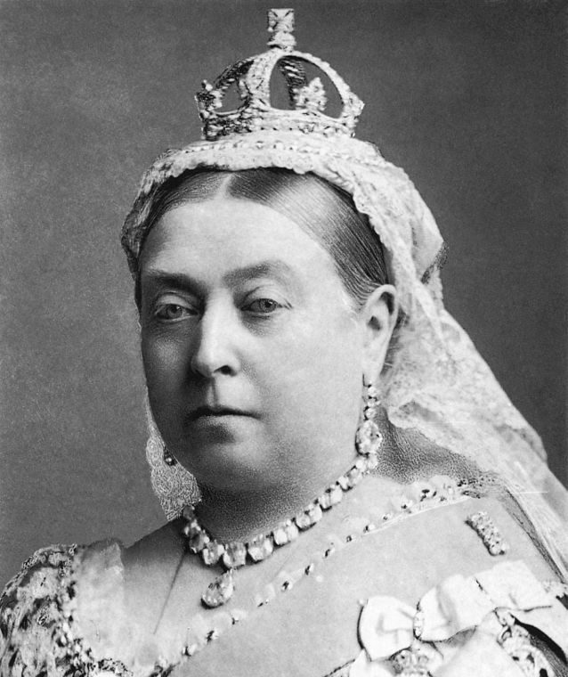 Queen Victoria-1882