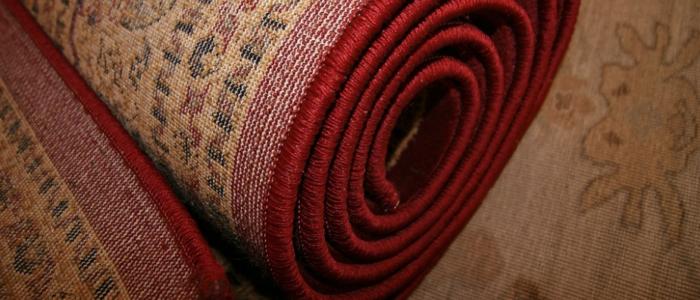 Reinigung alter Teppiche