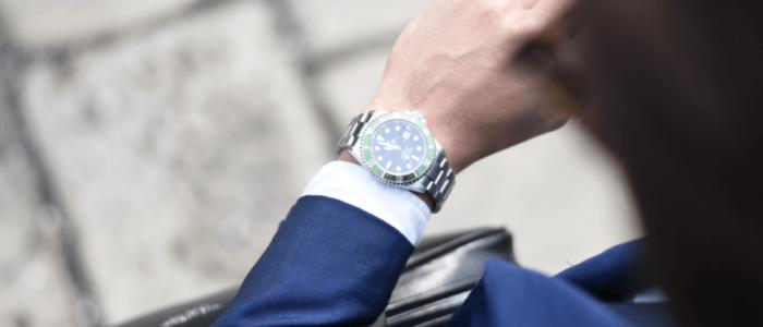 Submariner verkaufen Uhr Ankäufer