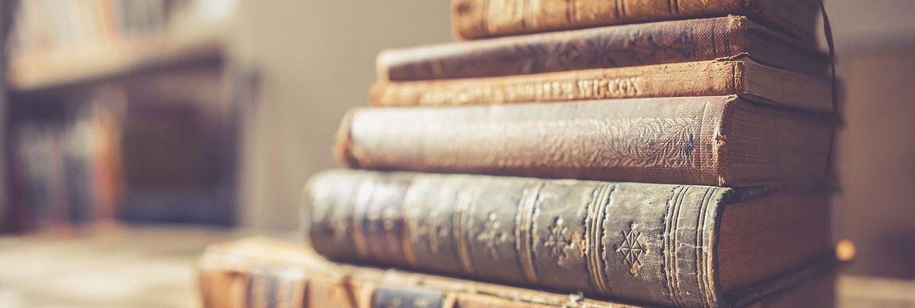 Wertermittlung für alte und antiquarische Bücher