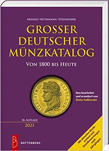 Wertvolle 50 Cent Münzen im grossen deutschen Münzkatalog