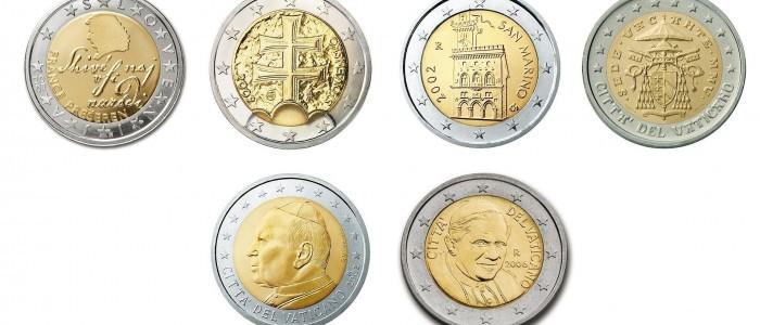 Wertvolle Euro-Münzen erkennen und lukrativ verkaufen