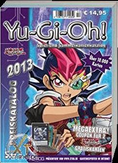 Yugioh Karten verkaufen - Wertermittlung für Sammelkarten - Preiskatalog Ankäufer