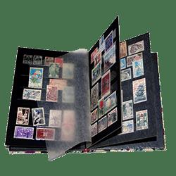 Wertermittlung und Verkauf alter Briefmarken