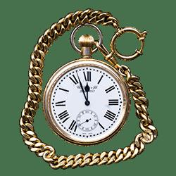 Wertermittlung und Verkauf alter Uhren
