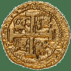 goldmünzen reinigen
