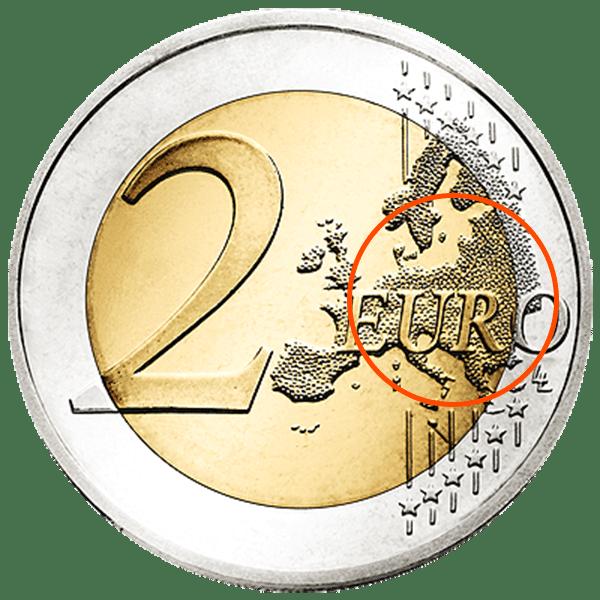 2-Euro-Münze mit EU-Osterweiterung Quelle: Wikipedia.org