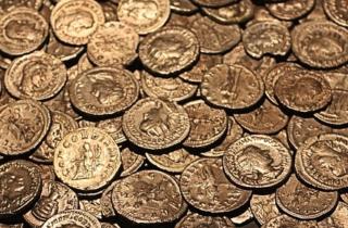 römisch münzen
